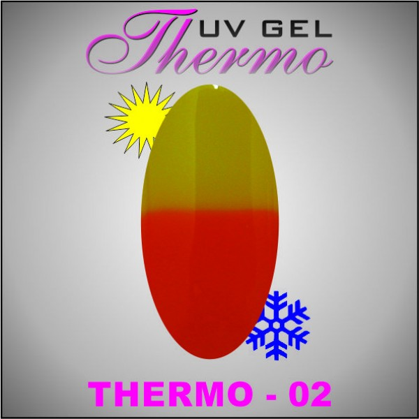 Gel Color Thermo 5g #002 Gel color Thermo