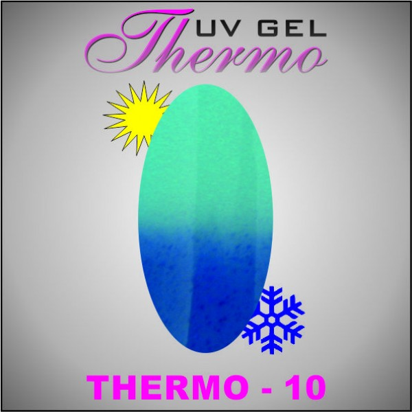 Gel Color Thermo 5g #10 Gel color Thermo