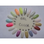 Gel color sidefat 5g ZG-06 Gel color sifefat