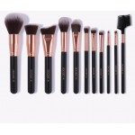 Set pensule make-up Docolor-11 pensule Cosmetica